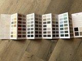 Pure & Original kleurenkaart