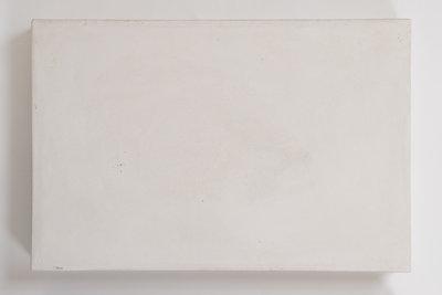 Betontafel Ardenne Rechthoek - Eiken Zwart poot