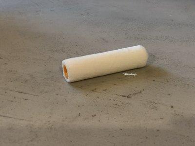 Goudhaantje lakviltroller 10cm